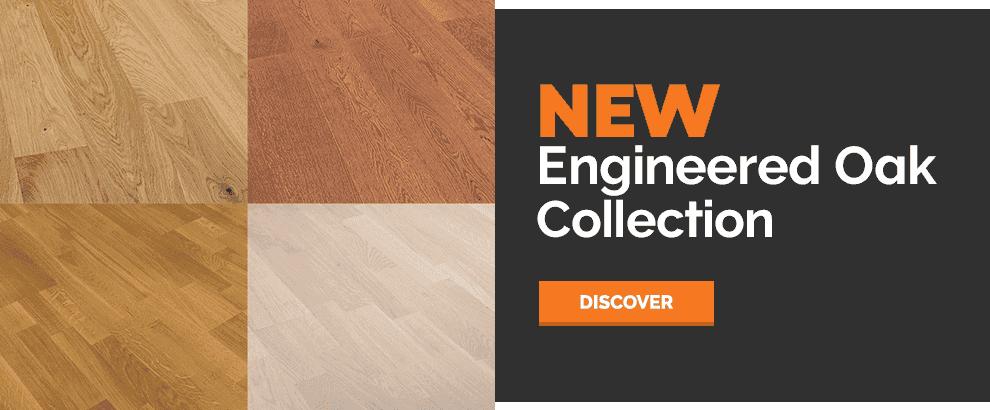 Nov - New Engineered Flooring