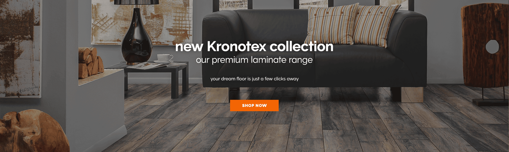 Kronotex collection at Leader Floors