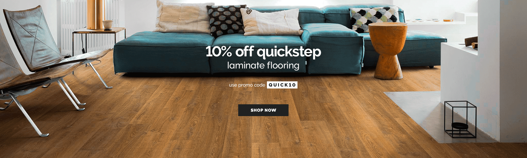 July - 10% off Quickstep