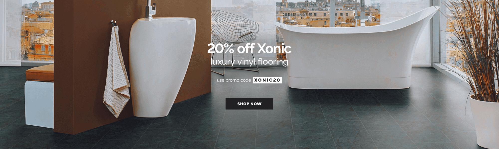 July - 20% off Xonic