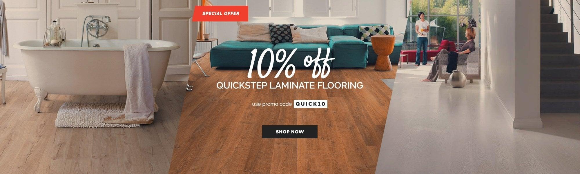10% off Quickstep