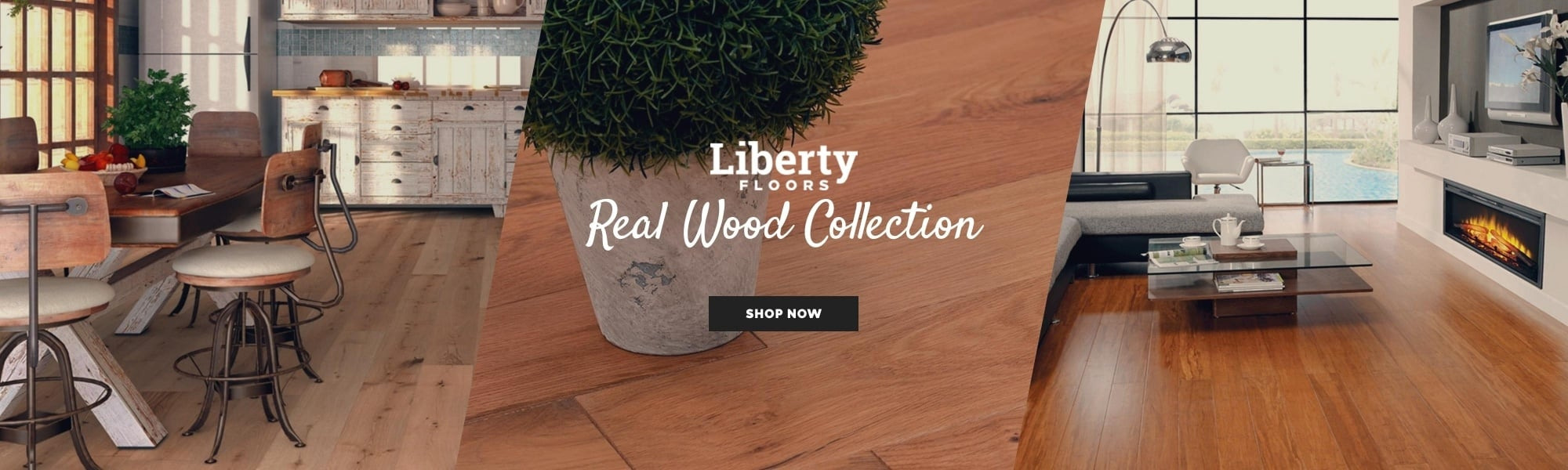 Liberty Real Wood Collection