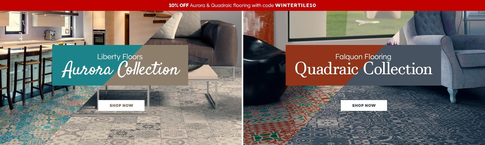 Aurora & Quadraic Collection