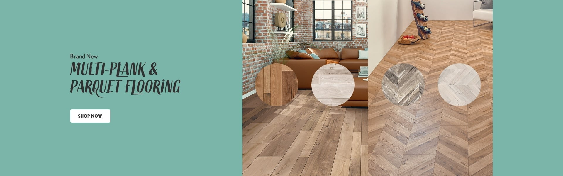New Multi-plank and Parquet Flooring range