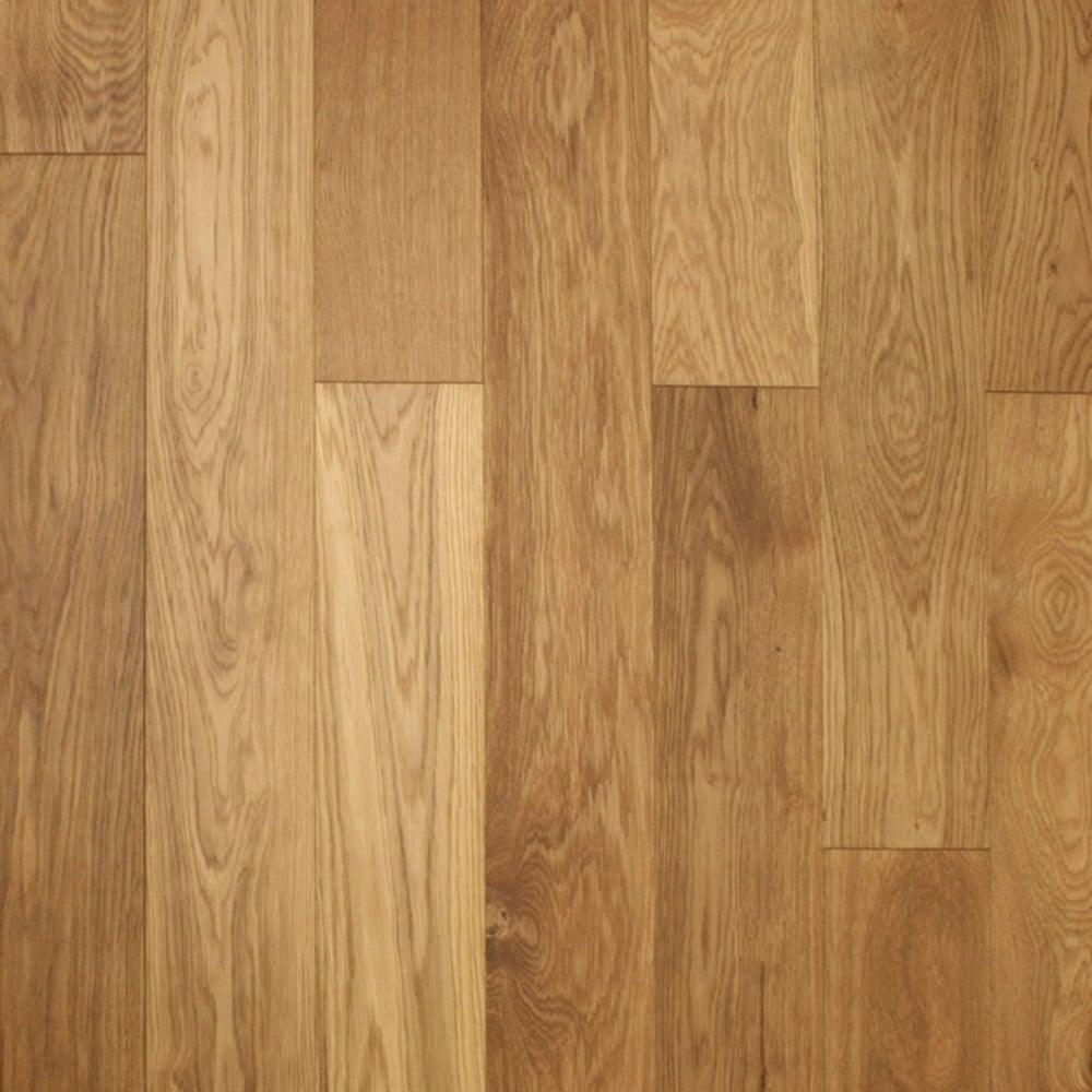 Wood Plus Multi Layer Oak Engineered Flooring Leader Floors