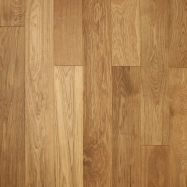 Multi-Layer 18mm x 150mm Oak Brushed & Matt Engineered Real Wood Flooring (2891)