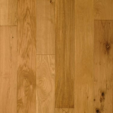 Multi-Layer 18mm x 150mm Oak Lacquered Engineered Real Wood Flooring (2579)