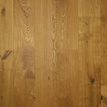 Multi-Layer 20mm x 220mm Oak Brushed & Oiled Engineered Real Wood Flooring (2645)