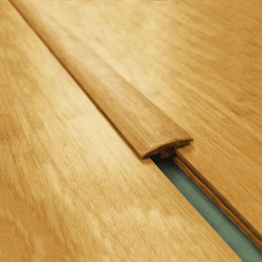 Natural Strand Woven Bamboo Connecting T Profile (TBARNAT)
