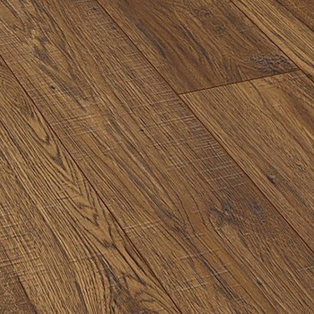 Natural Touch Wide 10mm Vintage Chestnut Laminate Flooring 4074
