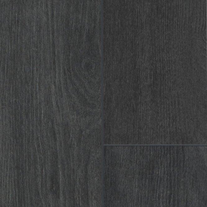 Liberty Floors Ocean 8mm Oak Black, Black Laminate Flooring