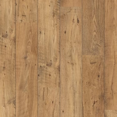 Perspective 2 Way Wide Plank 9.5mm Reclaimed Natural Chestnut Laminate Flooring (ULW1541)