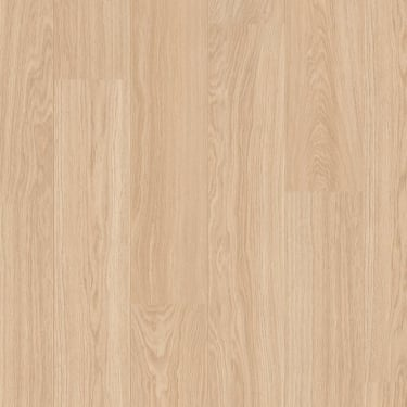 Perspective 2 Way Wide Plank 9.5mm White Oiled Oak Laminate Flooring (ULW1538)
