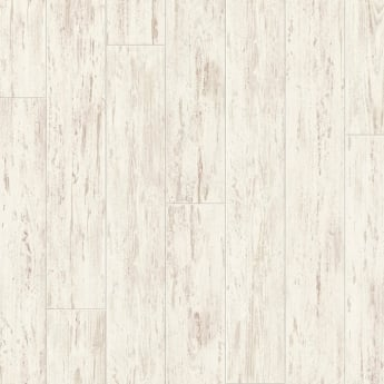 Quickstep Perspective 4 Way 9.5mm Brushed White Pine Laminate Flooring