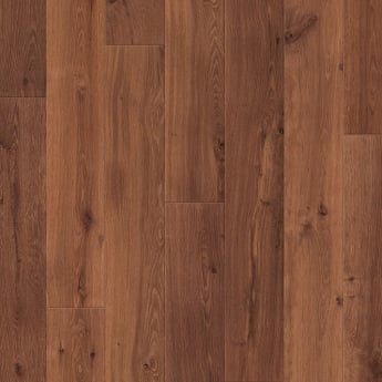 Quickstep Perspective 4 Way 9.5mm Dark Varnished Vintage Oak Laminate Flooring