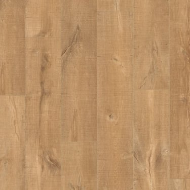 Perspective 4 Way Wide Plank 9.5mm Saw Cut Oak Laminate Flooring (UFW1548)