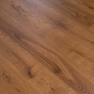 Premier Click 14mm x 180mm Antique Oak Matt Lacquered Engineered Real Wood Flooring (SKU-192567)