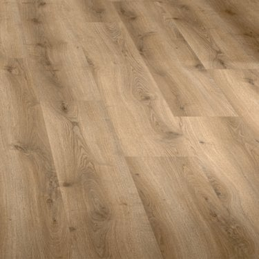 Premium Glue 2.5mm Monterey Oak Embossed Waterproof Luxury Vinyl Flooring (1826)