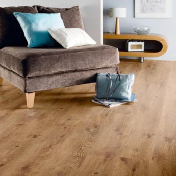 Krono Original Kronoclic 6mm English Oak Straight Edge Laminate Flooring (8718)