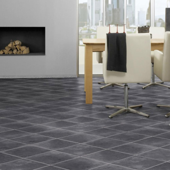 Krono Original Stoneline 8mm Nero Tile Flooring (9528)