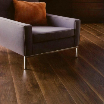 Krono Original Eurohome Vario+ 12mm Virginia Walnut 4v Groove Laminate Flooring (8748)