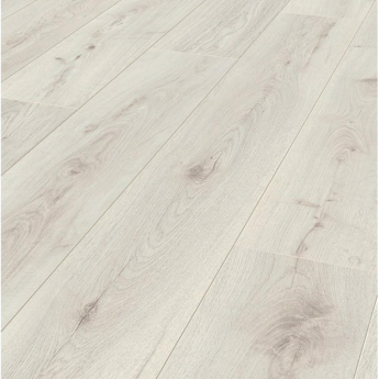 Krono Original Vintage Classic 10mm Chantilly Oak 4v Groove Handscraped Laminate Flooring (5953)