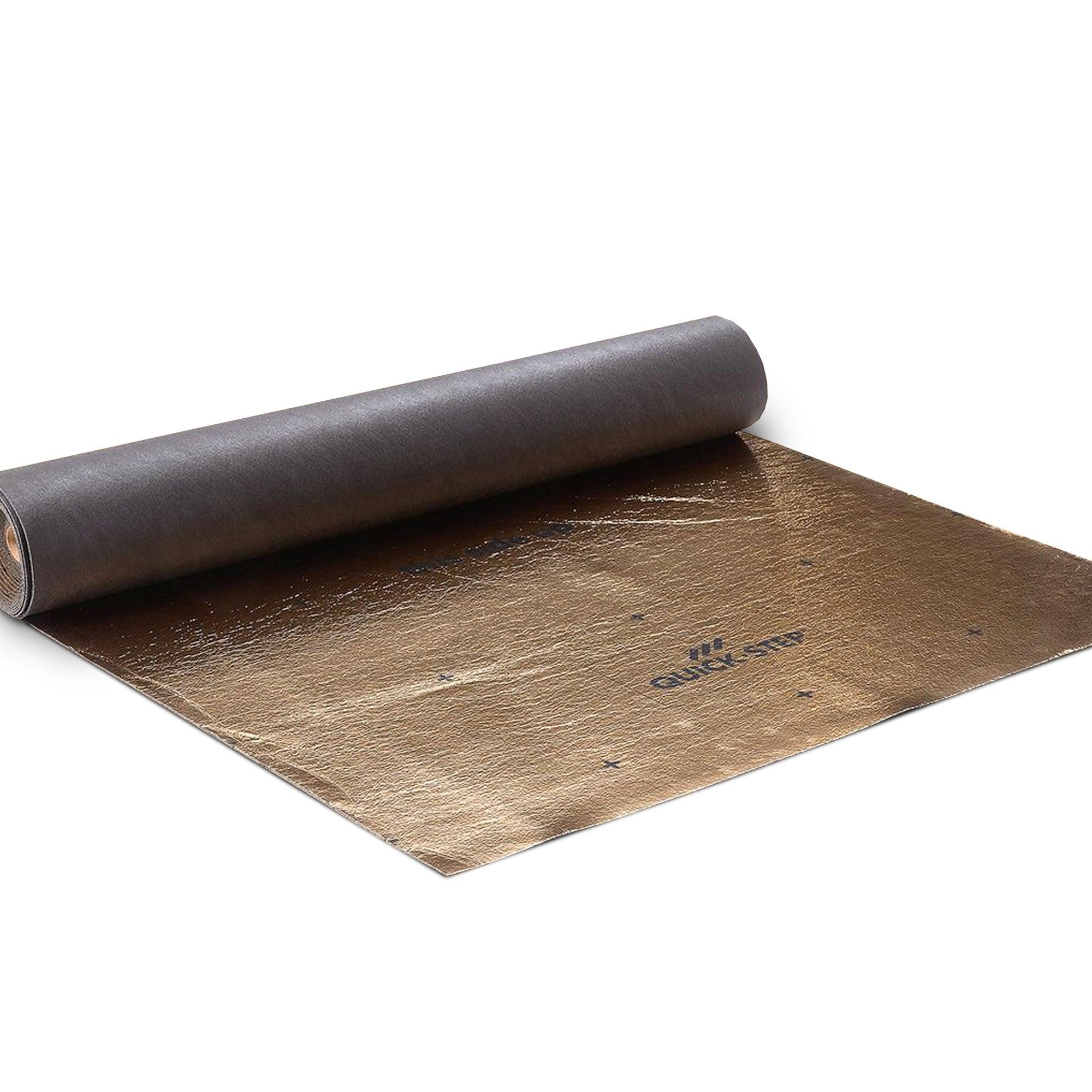 Quickstep silent walk 2mm laminate flooring underlay for 8mm wood floor underlay