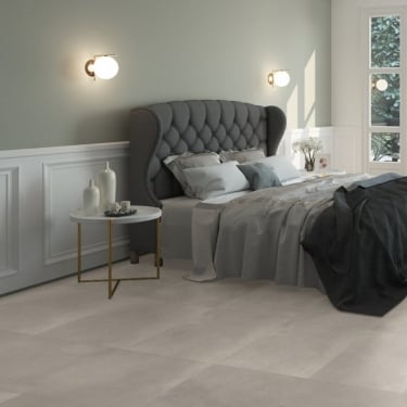 Quickstep Arte 9.5mm Polished Natural Concrete Laminate Tile Flooring