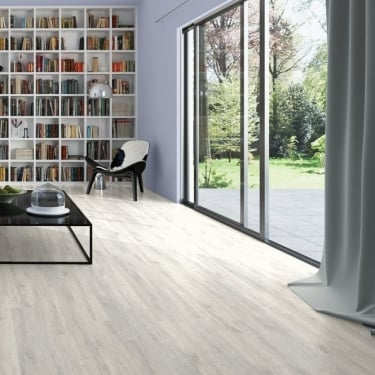 Quickstep Classic 8mm Reclaimed White Patina Oak CL1653 Laminate Flooring