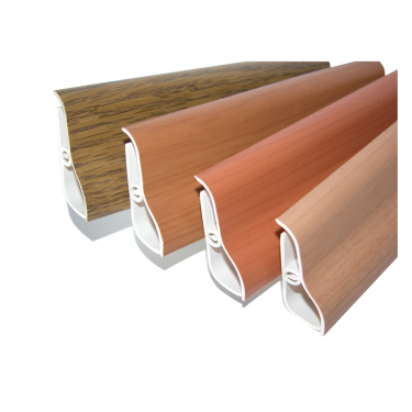 Quickstep Colour Match Laminate 58mm Skirting Board