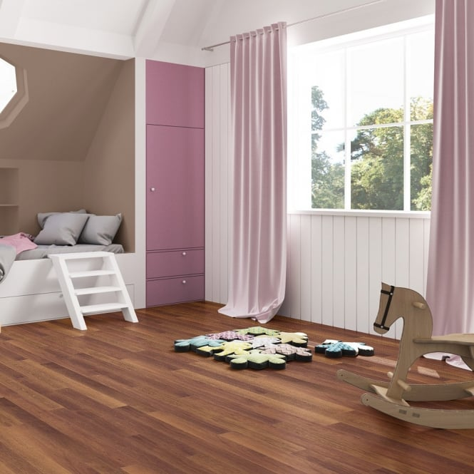 Quickstep Eligna 8mm Merbau Laminate Flooring
