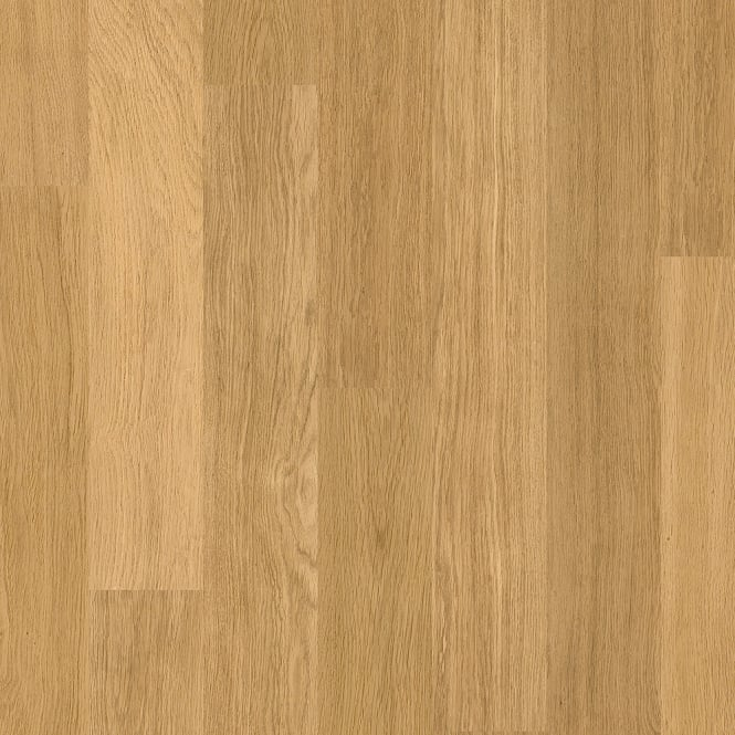 Eligna 8mm Natural Varnished Oak Waterproof Laminate Flooring (U896)