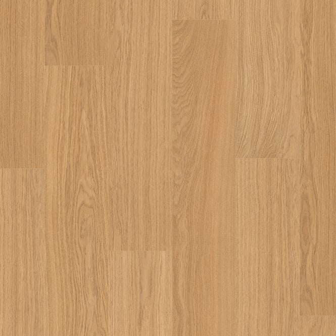Eligna Wide 8mm Natural Oiled Oak Waterproof Laminate Flooring (UW1539)