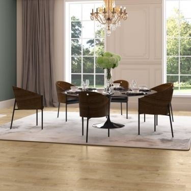 Quickstep Elite 8mm White Light Oak Laminate Flooring