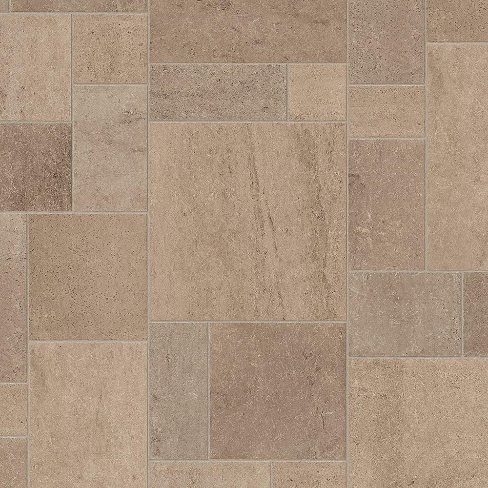 Quickstep exquisa 8mm ceramic dark tile laminate flooring for Ceramic tile laminate flooring