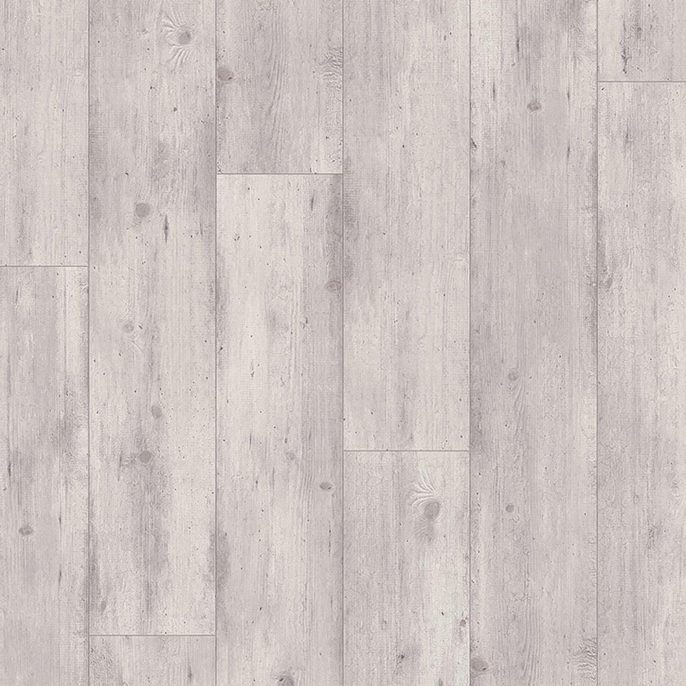 Quickstep impressive 8mm light grey concrete wood laminate for Light grey laminate wood flooring