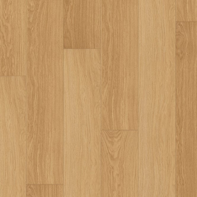 Impressive 8mm Natural Varnished Oak Laminate Flooring (IM3106)