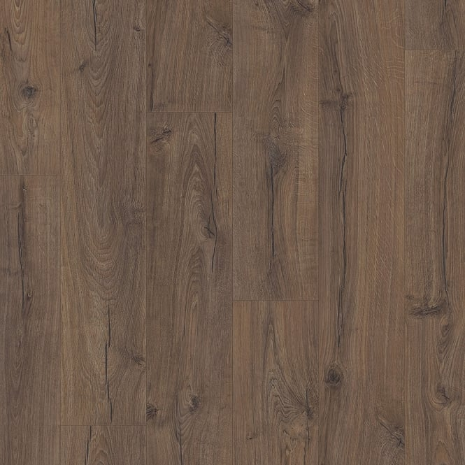Impressive Ultra 12mm Classic Brown Oak Laminate Flooring (IMU1849)