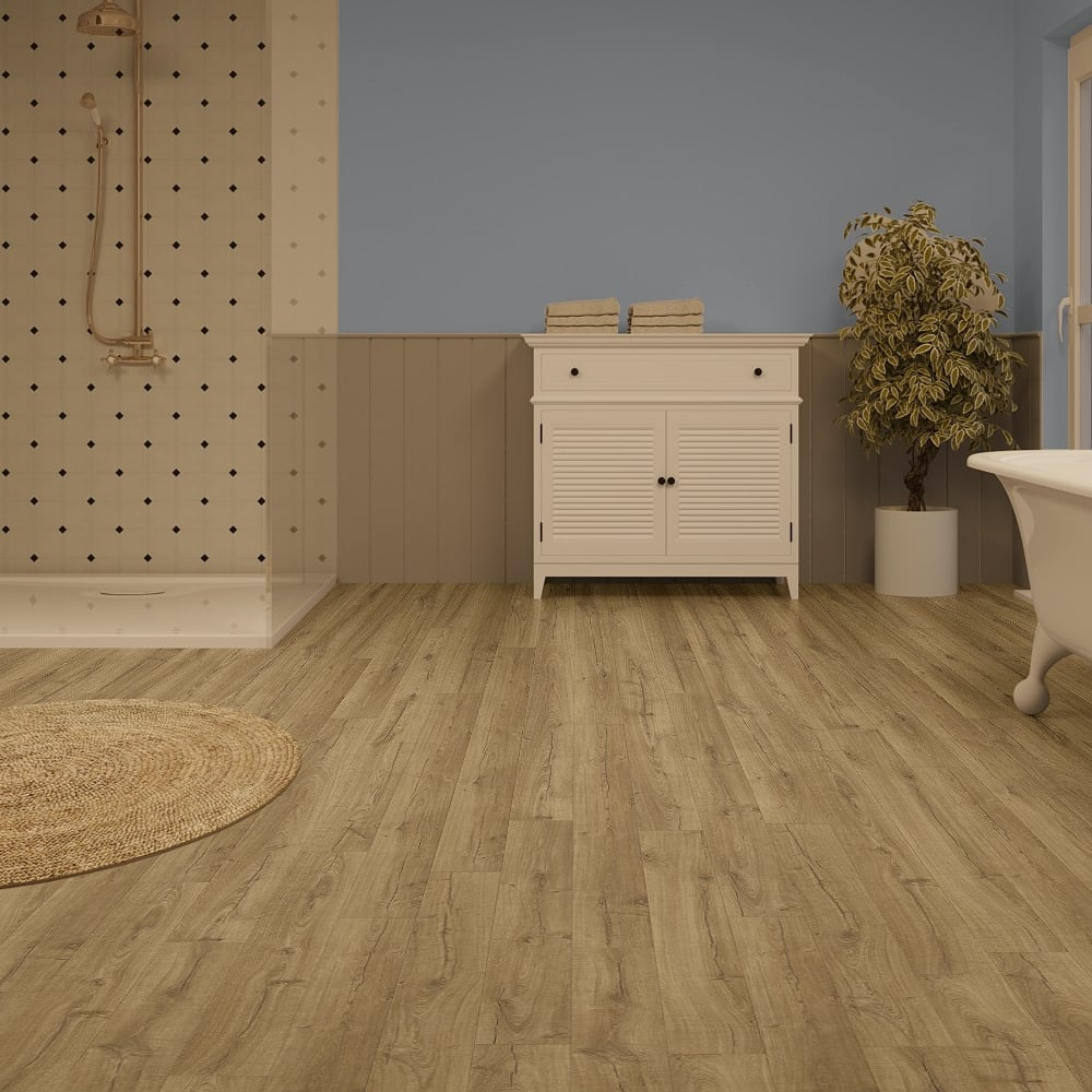 quickstep impressive ultra 12mm classic natural oak laminate flooring leader floors. Black Bedroom Furniture Sets. Home Design Ideas