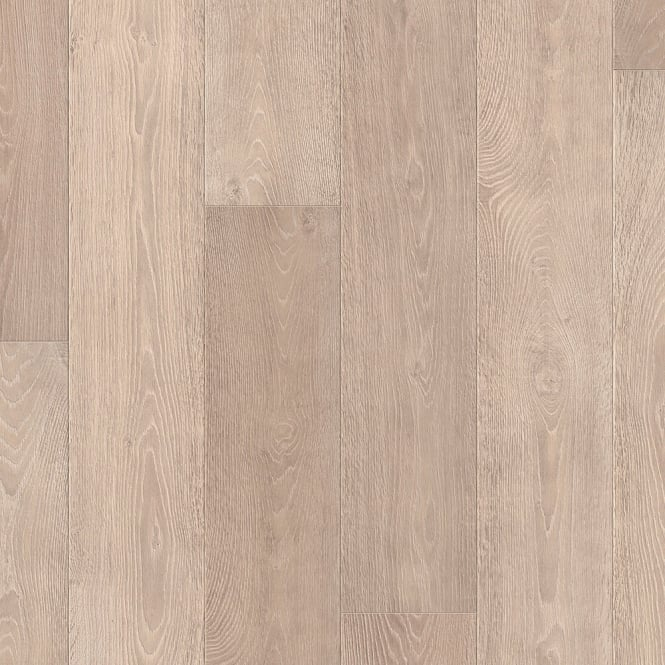 Quickstep Largo 9.5mm White Vintage Oak Laminate Flooring