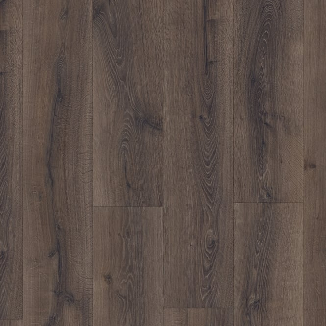 Majestic 9.5mm Desert Brushed Dark Brown Oak MJ3553 Laminate Flooring