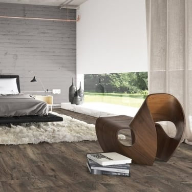 Quickstep Perspective 2 Way Wide 9.5mm Reclaimed Brown Chestnut Laminate Flooring