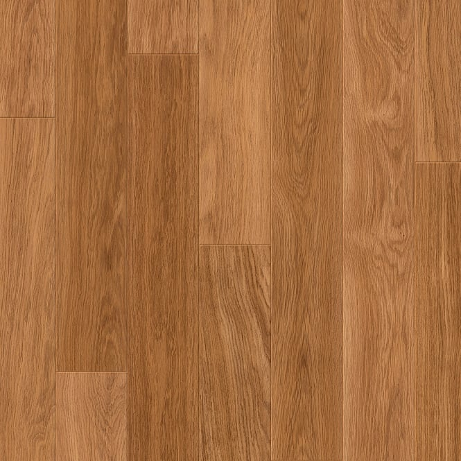 Perspective 4 Way 9.5mm Dark Varnished Oak Laminate Flooring