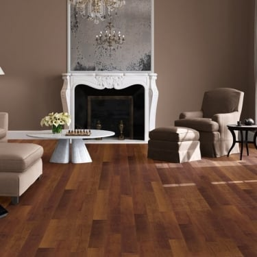 Quickstep Perspective 4 Way 9.5mm Merbau Laminate Flooring