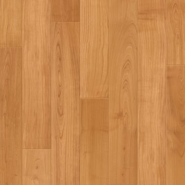 Perspective 4 Way 9.5mm Natural Varnished Cherry Laminate Flooring