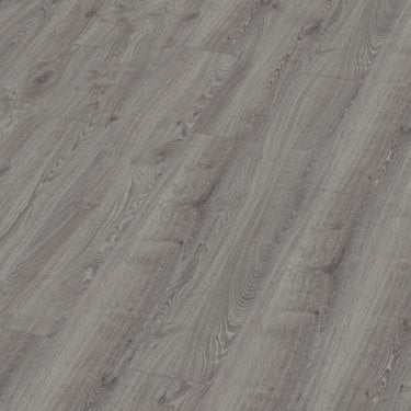 Robusto Villa 12mm Timeless Grey Oak Laminate Flooring (D3571)
