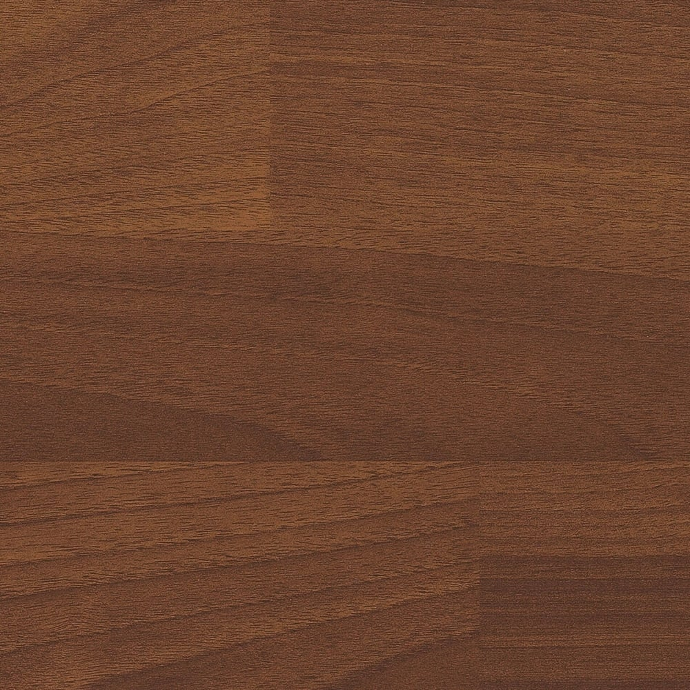 Sensa action 6mm 3 strip walnut flat edge laminate for 6mm laminate flooring