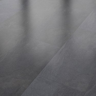 Stellato 8mm Clean Slate Black Tile Laminate Flooring (26844)