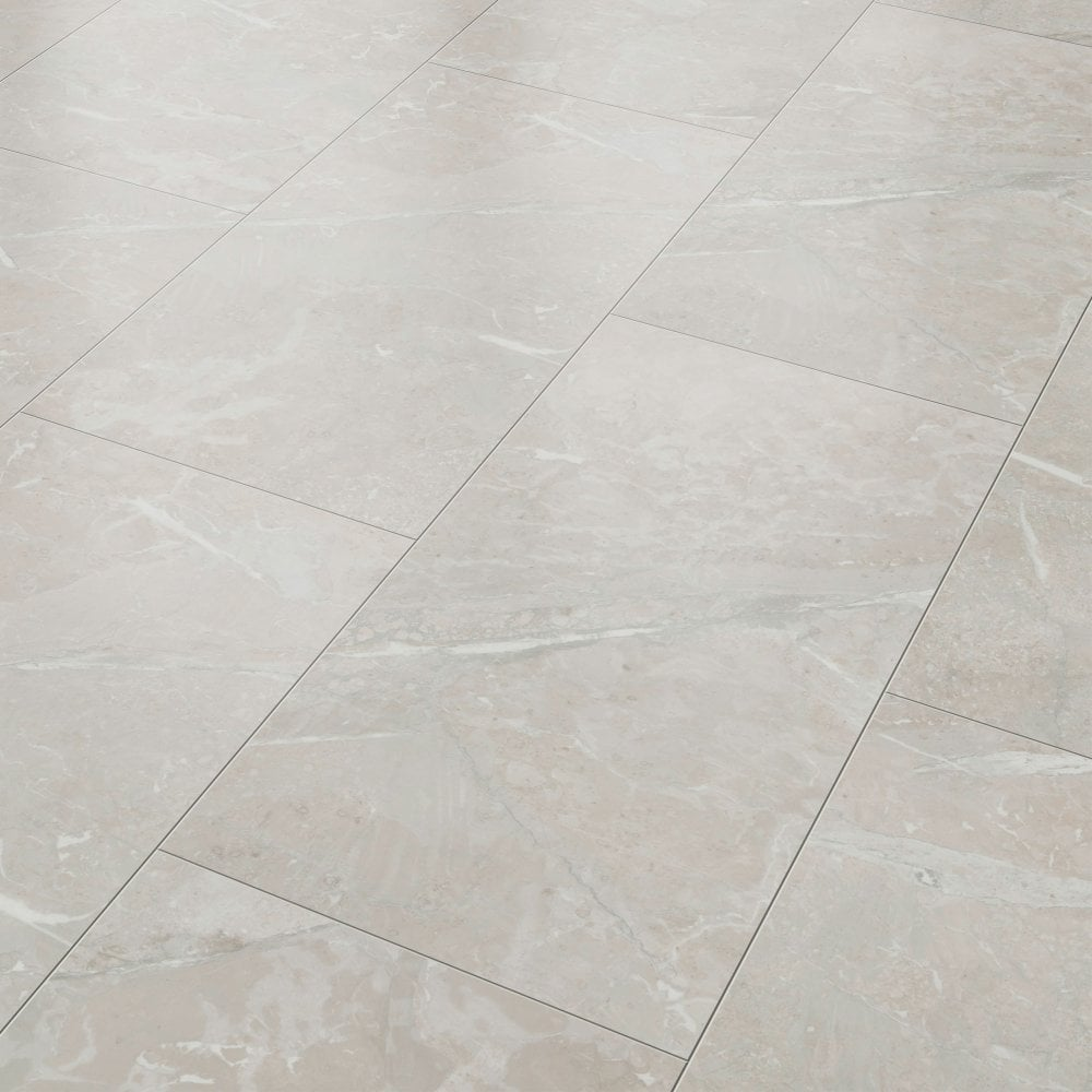 Liberty Stellato Marble Grey Light Laminate Tile Flooring Leader