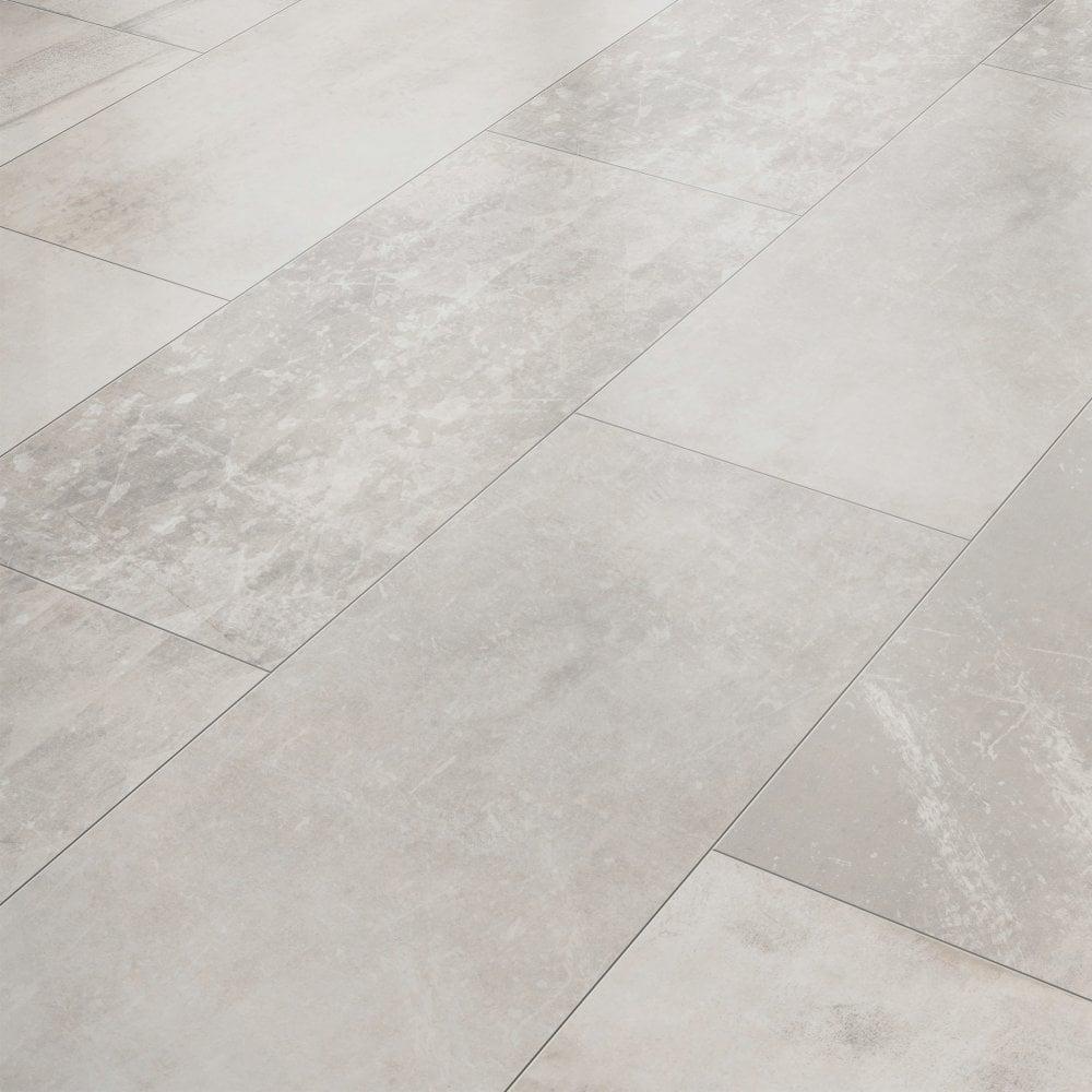 Stellato 8mm Slate Grey Tile Laminate Flooring 44152